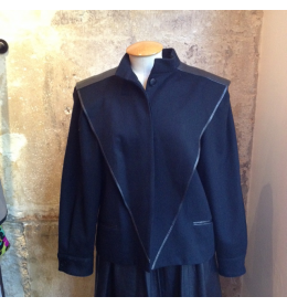 Veste vintage ted tapidus haute couture taille 38