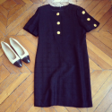 Robe Givenchy vintage T40