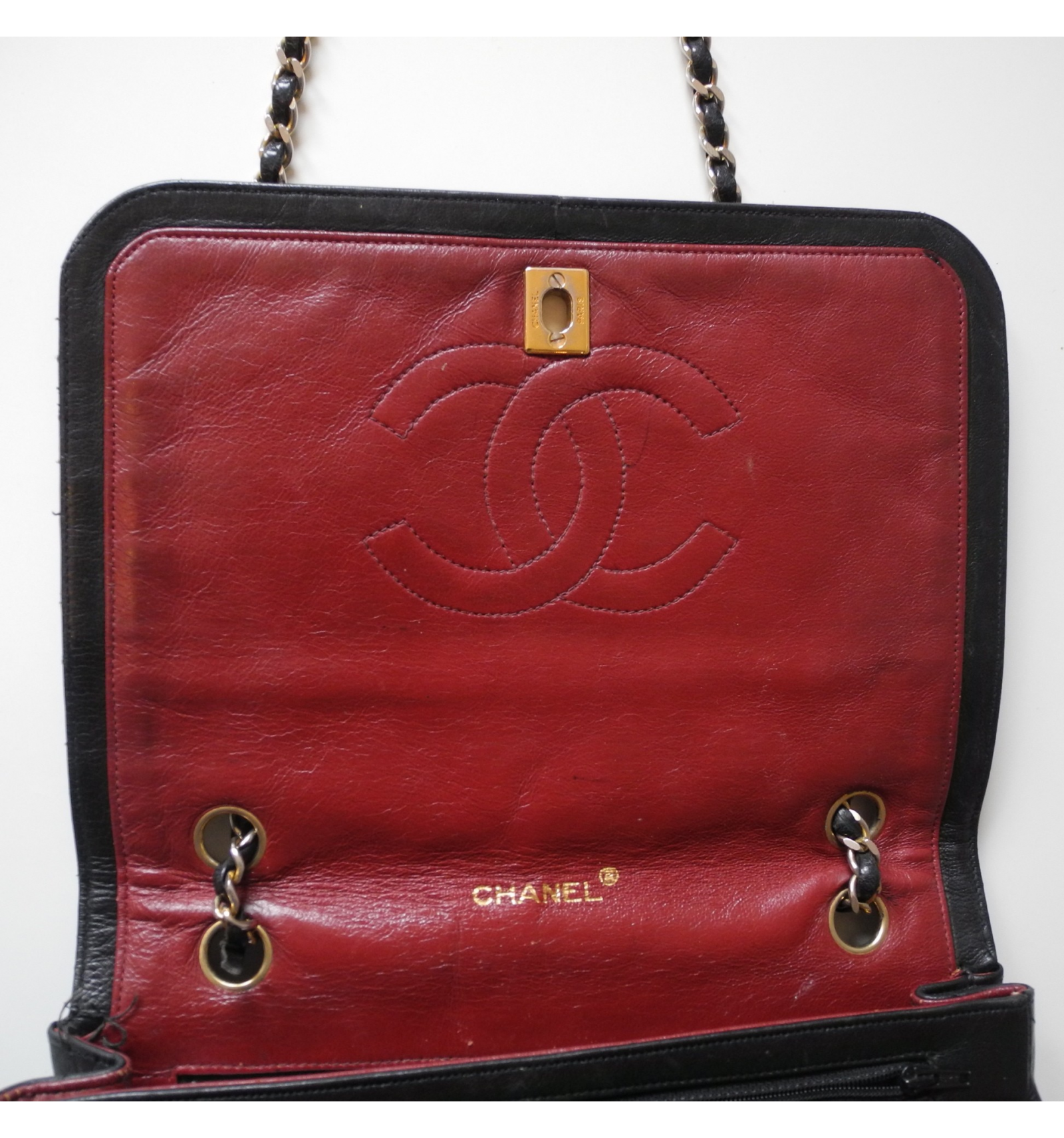 6d81aa54869a Sac Chanel Vintage