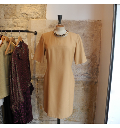 Robe Givenchy vintage laine taille 38