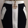 Jupe MOSCHINO chic taille 34/36
