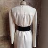Robe Givenchy vintage laine T40/42