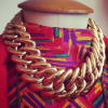 Collier vintage YVES SAINT LAURENT